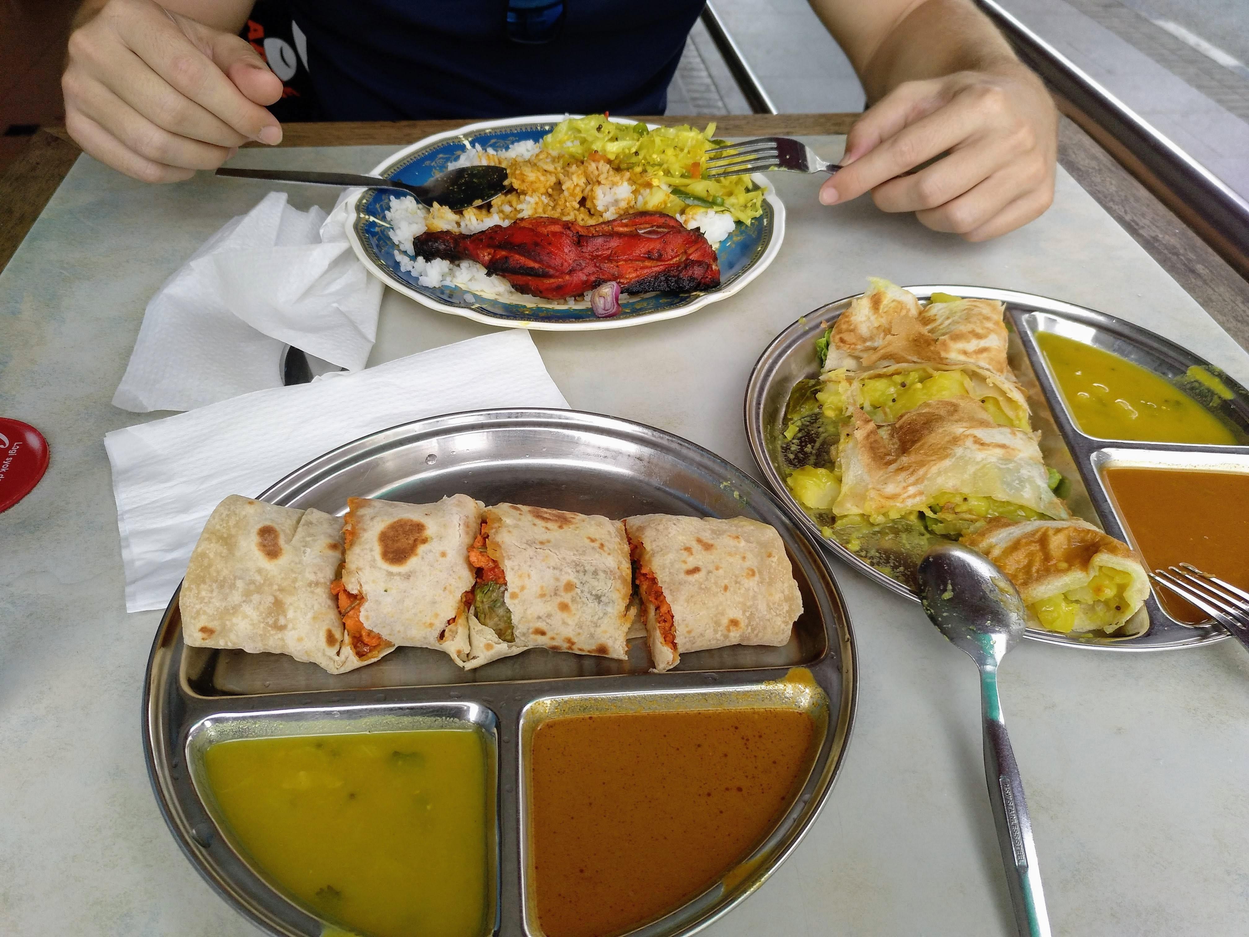 como-dar-la-vuelta-al-mundo-georgetown-comida-india